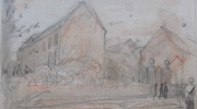 De-Raarhof-1918-getekende-dagboeken-Gemeentemuseum-Den-Haag